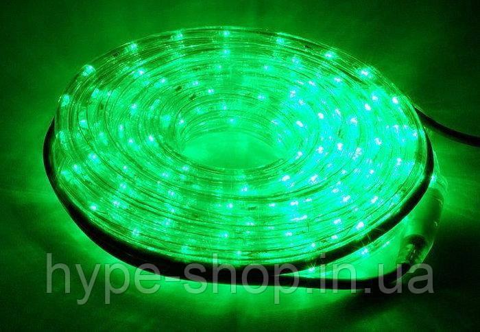 Дюрлайт светодиодная гирлянда шланг 180Led 10метров внутренний / внешний - уличный