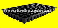 Кассеты для рассады 104 ячейки, Польша, размер кассеты 360х560мм, толщина стенки 0,55мм (мин.заказ 15шт)
