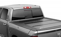 Крышка кузова Dodge Ram 1500 2002-2019 с доп отсеками, BAK G2 (США) глянцевая. Размер кузова 5.7 футов