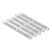 Пластиковая мешалка для вендинговых аппаратов 90мм (2500 шт/уп)