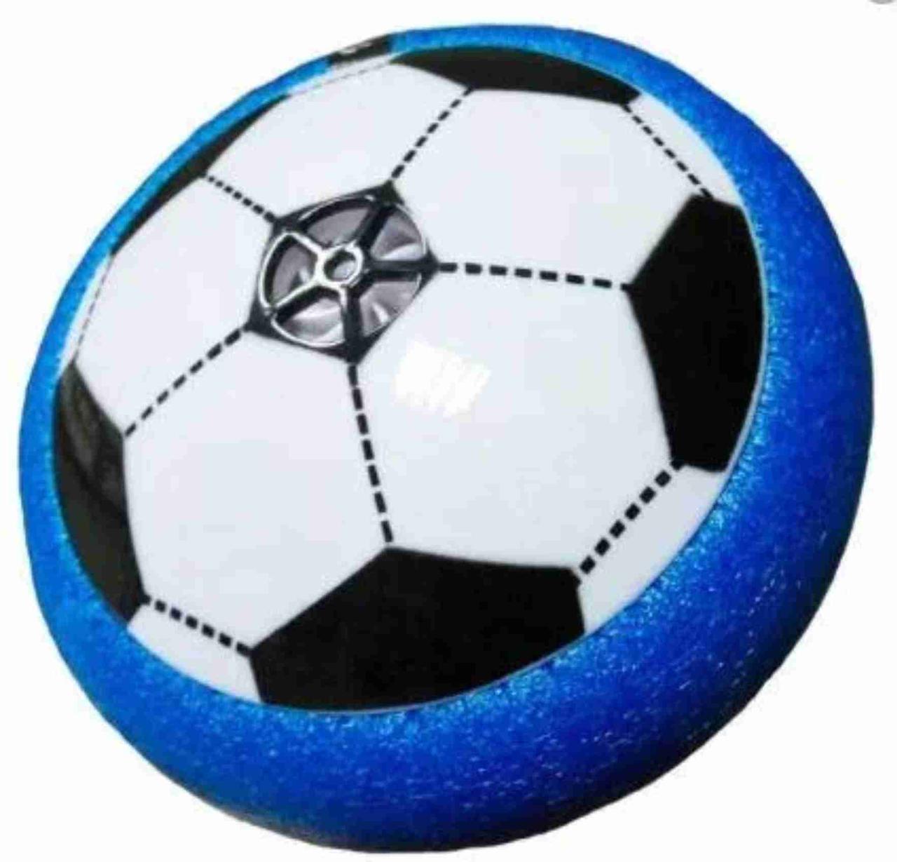 Детский футбольный Аэро мяч для дома Hover Ball / Аэро мяч HOVER BALL (Ховербол) Светящийся