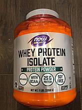 Протеин Изолят, Now Foods, Protein Isolate, 2,27 kg