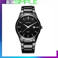 Часы Curren браслет | Мужские наручные часы