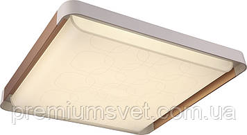 Потолочная квадратная люстра INL-9341C-66 White