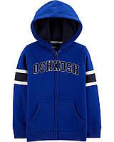 Толстовка Детская Oshkosh на Флисе 116 см Синий 38103918F19