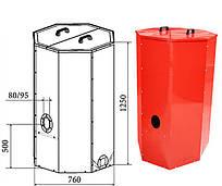 Бункер для пеллет ATMOS (H0201) 500л