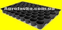 Кассеты для рассады 60 ячеек, Польша, размер кассеты 360х560мм утолщённая, толщина стенки 0,75мм