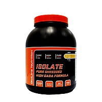 Протеин Изолят: Ванильное печенье ISOLAT HIGH GABA FORMULA WPC 83% 1,5 кг Германия Молочно-шоколадный коктейль