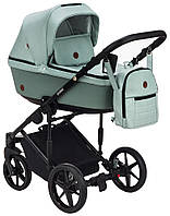 Детская универсальная коляска 2 в 1 Adamex Amelia AM260, фото 1