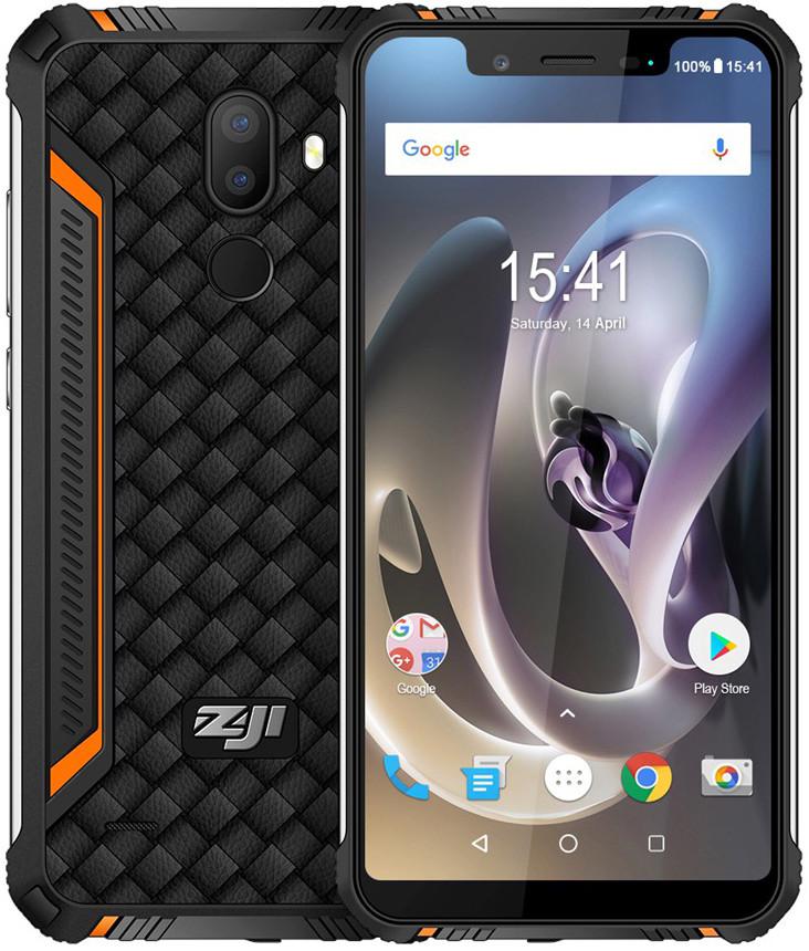 Homtom ZOJI Z33 | Оранжевый | 3/32Гб | 4G/LTE | Гарантия
