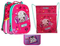 Комплект Class Рюкзак, пенал и сумка Puppy, фото 1