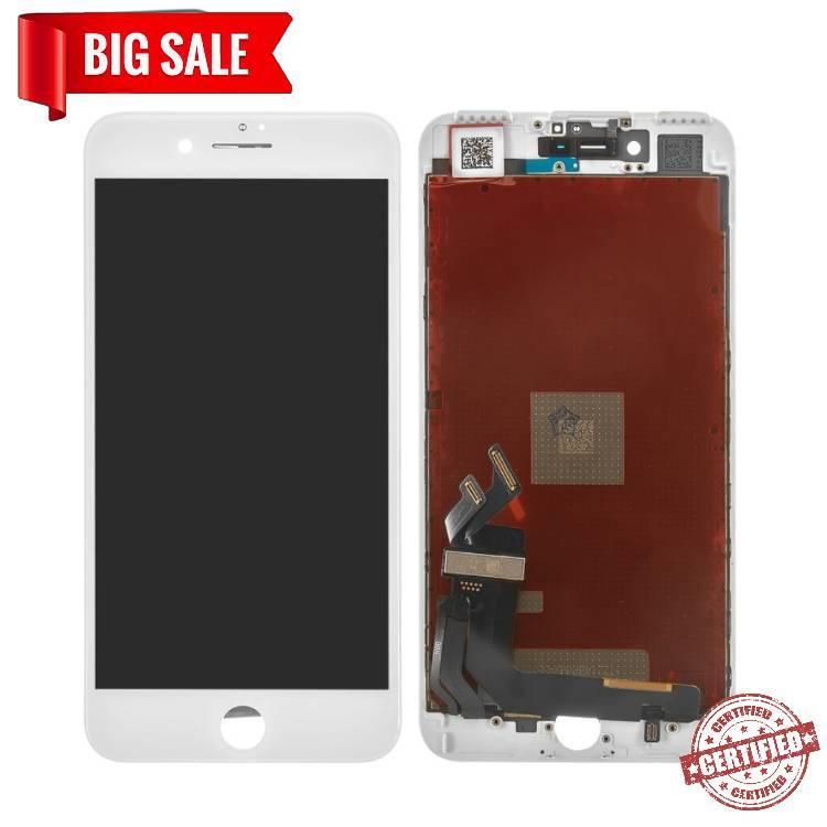 Модуль (дисплей + сенсор) для Apple iPhone 7+ білий