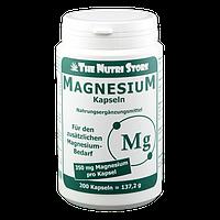Nutri Store, Магний, 350 мг, 200 шт