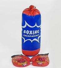Боксерский набор с перчатками SKL11-189634