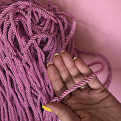 Канат декоративный, розовый