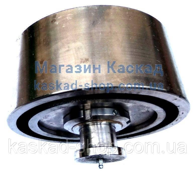 Каток опорный автобетоносмесителя 250х160х110 мм в сборе (с осью и подшипниками)