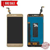 Модуль (дисплей+сенсор) для Lenovo A6020a46 Vibe K5 Plus /Lemon 3 gold