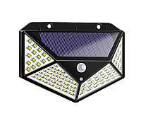 Фонарь на солнечной батарее Solar Wall Lamp SH-100, фото 1