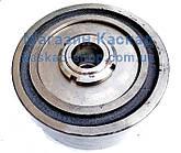 Каток опорный автобетоносмесителя 250х160х110 мм в сборе (с осью и подшипниками), фото 3
