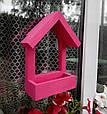 Годівниця для птахів з присосками на вікно Балкон, фото 3