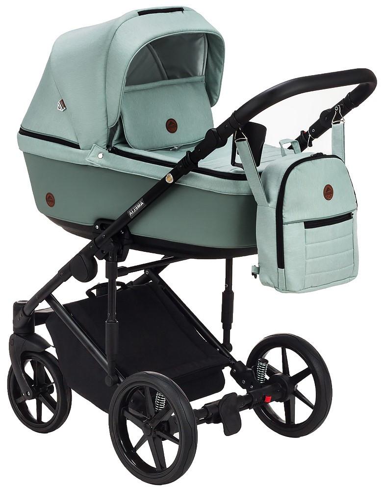 Детская универсальная коляска 2 в 1 Adamex Amelia AM260