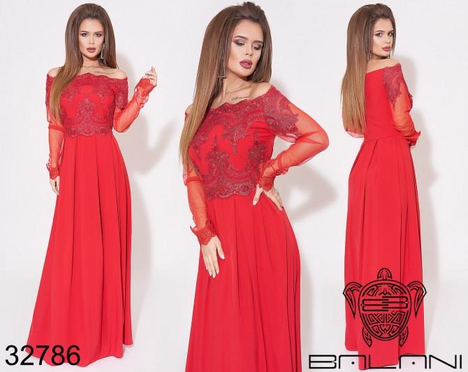 Вечернее Платье женское 42-44 ; 44-46