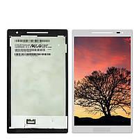 """Дисплей (LCD) планшет Asus Z380C ZenPad C 8.0\""""   Z380KL з тачскріном, білий"""