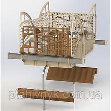 Клітка для качки (гаважа)
