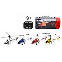 Радіокерований вертоліт c гіроскопом 4 кольори.