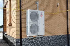 Тепловые насосы воздушные
