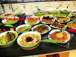 Экологическая посуда 2 сковородки Biolux kerama Биолюкс Керама