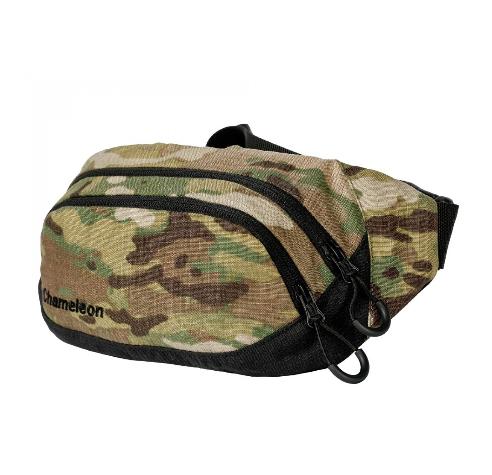 Сумка поясная Hip Bag Multicam