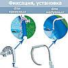 Скиммер для бассейна навесной поверхностный Intex , от фильтр-насоса 6 028 л/ч   (28000), фото 9