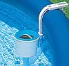 Скиммер для бассейна навесной поверхностный Intex , от фильтр-насоса 6 028 л/ч   (28000), фото 7