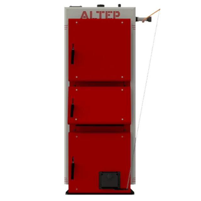 ALtep Duo Uni 21 кВт (Альтеп) котел твердопаливний тривалого горіння до 48 год товщина сталі 6 мм
