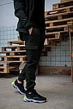 Мужской костюм хаки демисезонный Softshell Intruder. Куртка мужская хаки, штаны утепленные. Бафф в подарок, фото 7