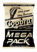 COOBRA MEGAPACK турбо дрожжи на 100л
