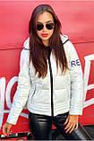 Жіноча куртка Freever червона, синя, чорна, фото 5