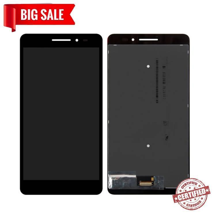 Модуль (сенсор + дисплей) для планшета Lenovo Phab Plus PB1-770M LTE черный