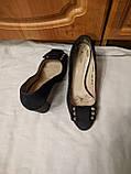 Замшевые туфли, фото 3