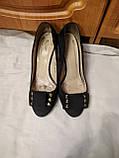 Замшевые туфли, фото 2
