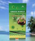 Чай Чин Фэй, Green World — для очищения легких