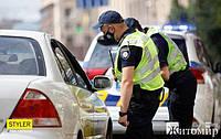 Поліцейські отримали нові повноваження щодо водіїв
