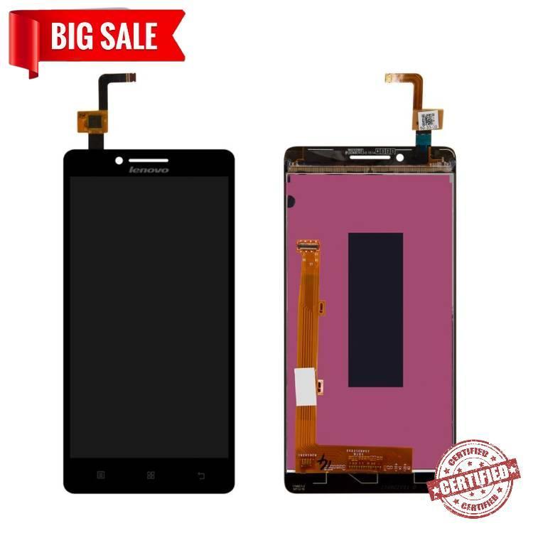 Модуль (сенсор + дисплей) Lenovo K3/A6000/A6010 чорний