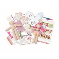 Детский Набор для творчества 4M Кукла фея, игрушки для девочек