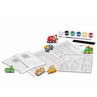 Детский Набор для творчества 4M Техника, игрушки для мальчиков