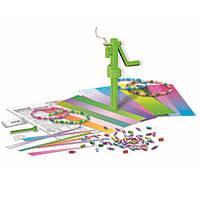 Детский Набор для творчества 4M Бумажные бусины, игрушки для девочек
