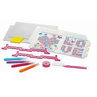 Детский Набор для творчества 4M Лампамозаика, игрушки для девочек