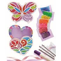 Детский Набор для творчества 4M Шкатулка, игрушки для девочек