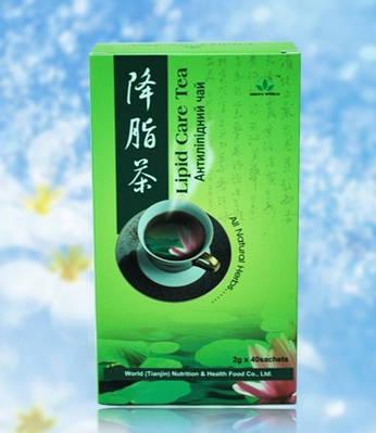 Антилипидный чай, Green World — кровообращение